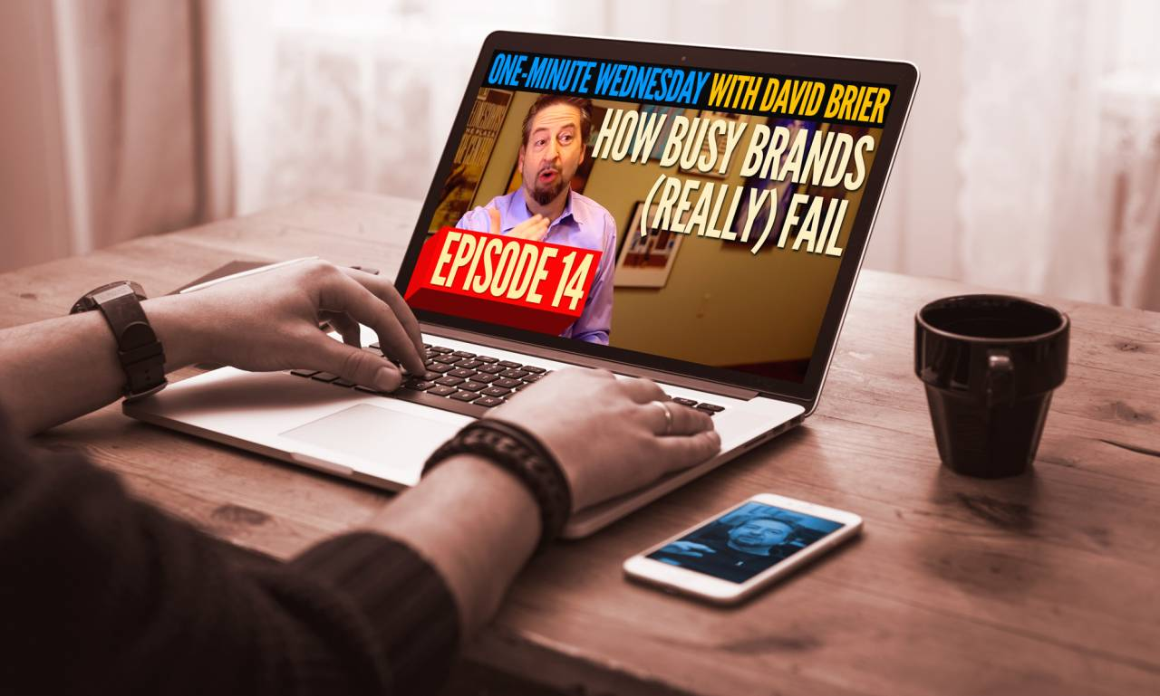 Busy Brands with David Brier