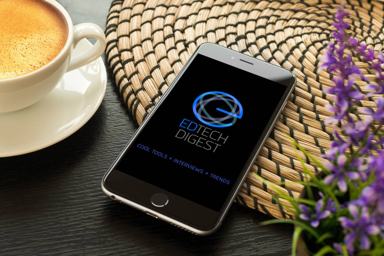 Digital application, when to rebrand, edtechdigest and David Brier
