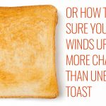 design and branding and toast
