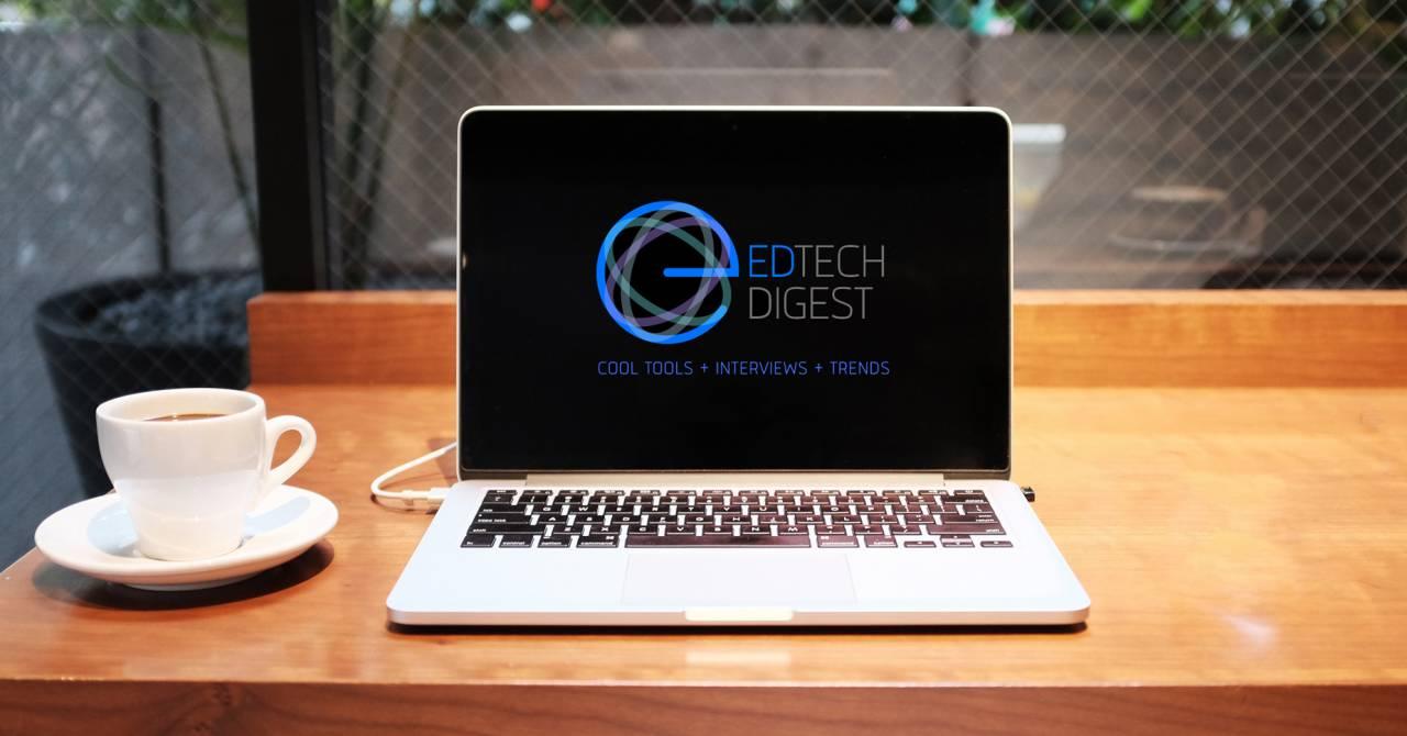 ed tech rebrand by david brier