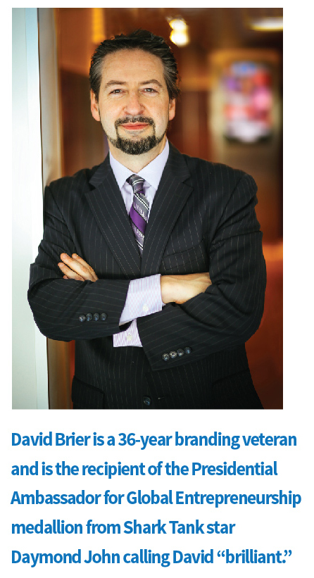 David Brier Brand Intervention