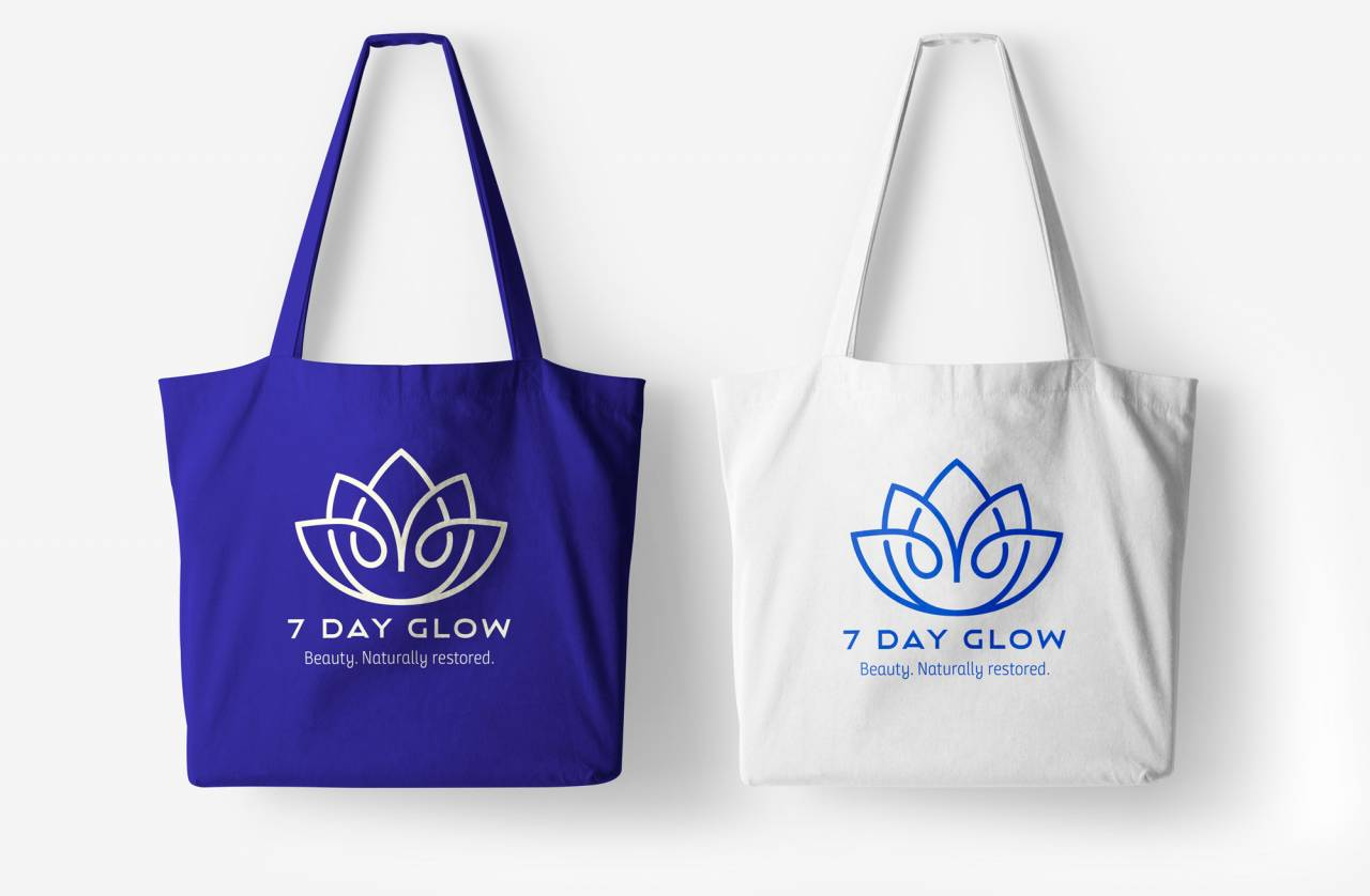 How to avoid a simple branding mistake 7 Day Glow bags