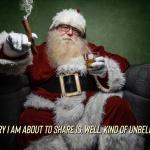 Create a Story Like Santa