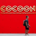 Cocoon Rebrand by David Brier
