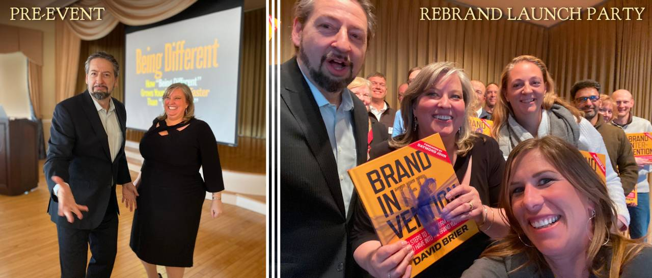 Pre-event plus Ways to Successfully Rebrand