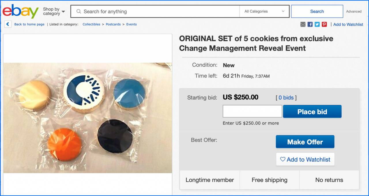 Even more ways to successfully rebrand using eBay