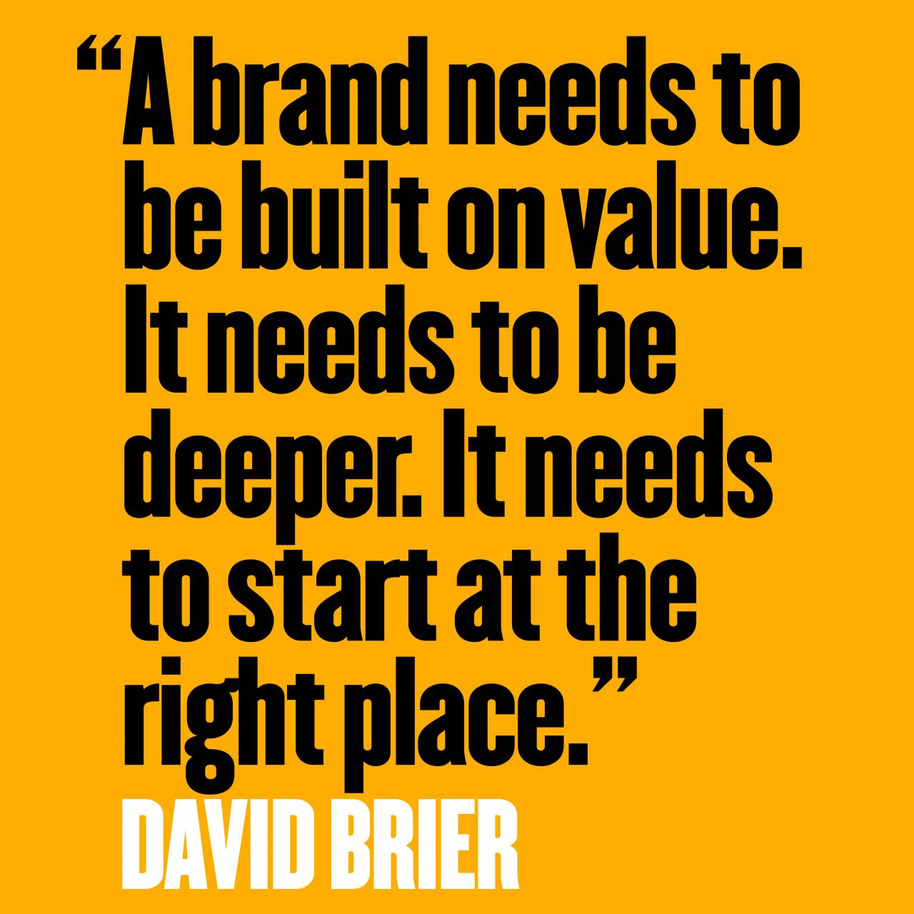 How to Wisely Choose Every Brand Quote #7