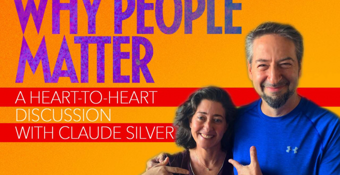 Claude Silver of VaynerMedia and I Tackle Why People Matter in Business