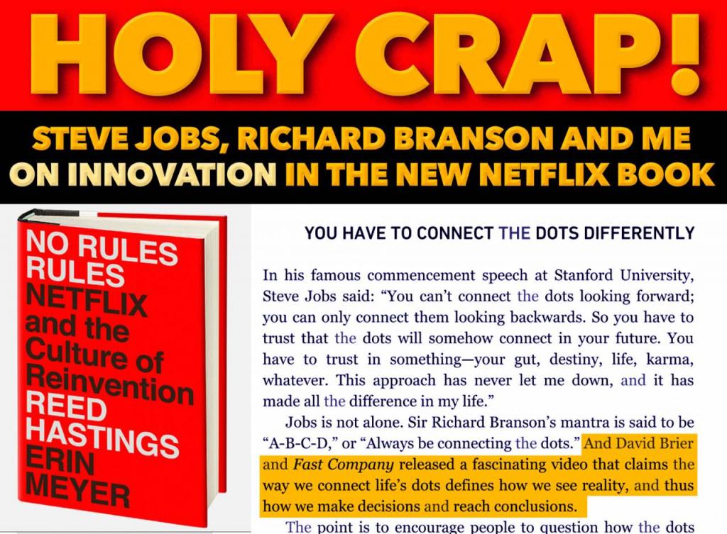 The Netflix Bestseller Quote David Brier