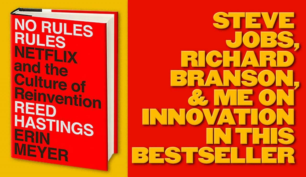 The Netflix Bestseller