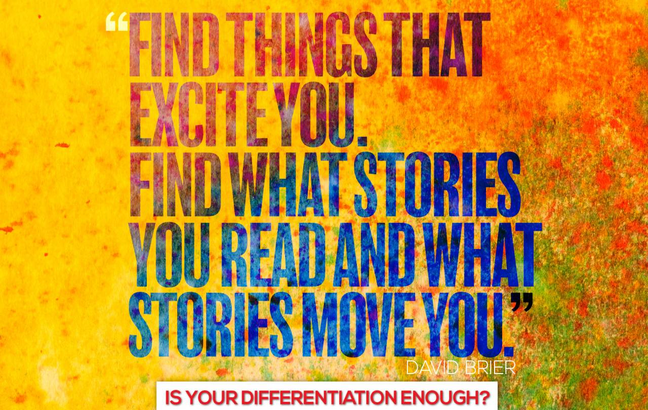 How do you master storytelling? quote 1