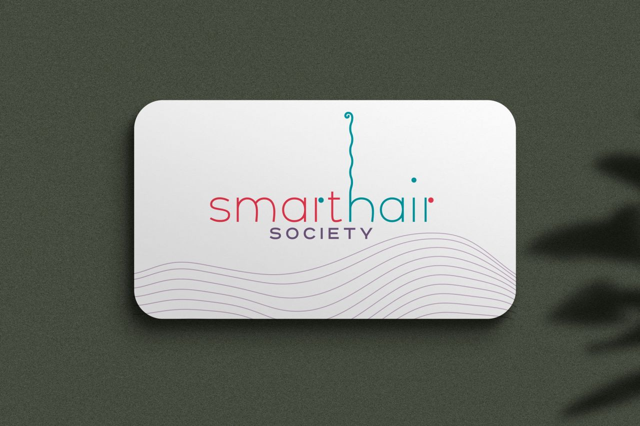 the best rebrands as shown in a business card