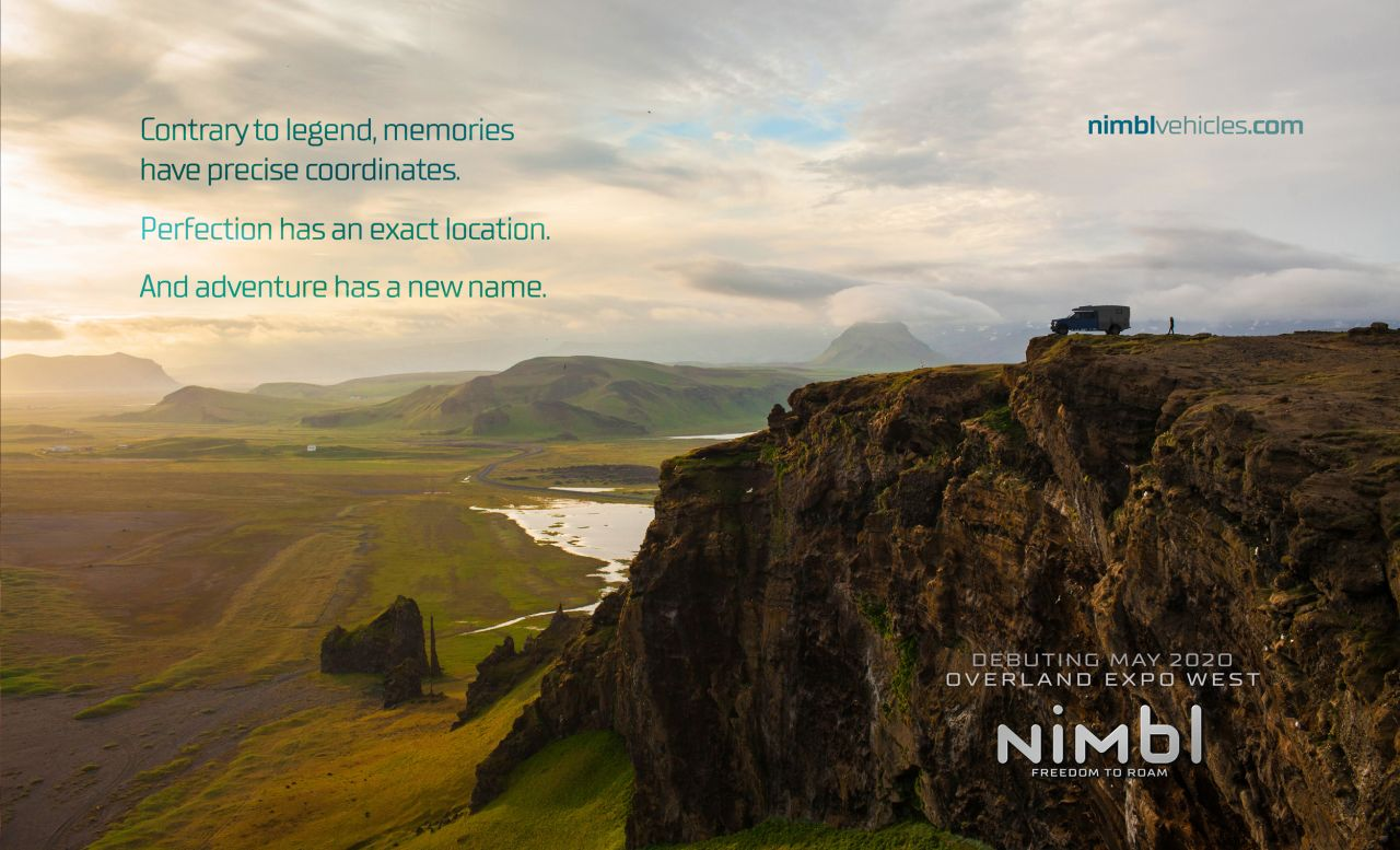 Luxury Brand Advertising Campaign for Nimbl_2nd_Advert