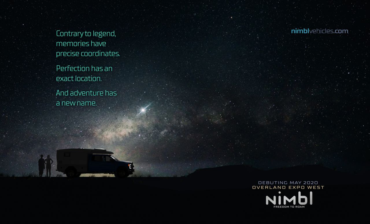 Luxury Brand Advertising Campaign for Nimbl_First_Advertisement