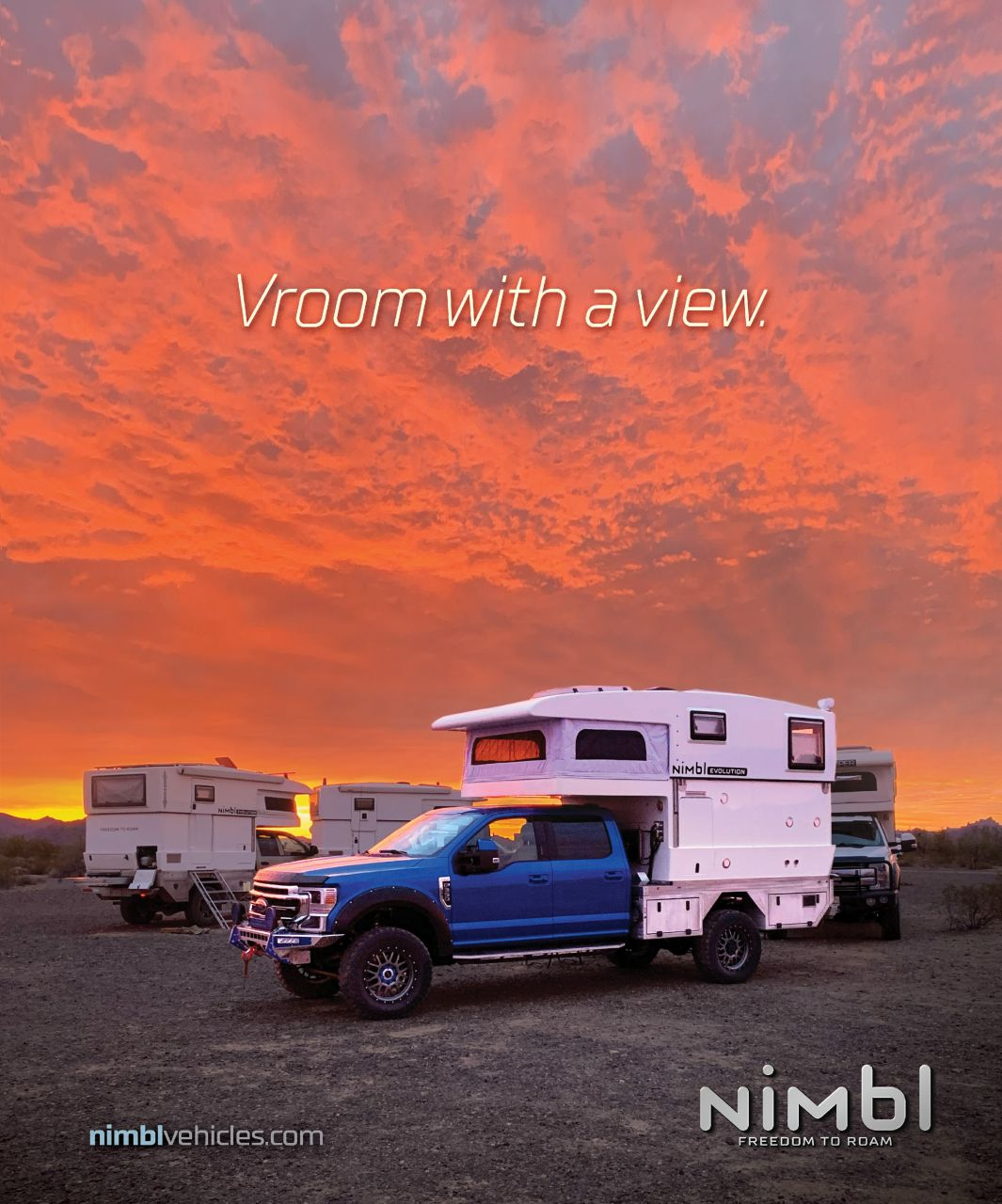 Luxury Brand Advertising Campaign for Nimbl_Vroom